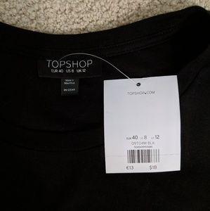 Topshop Tops - Topshop Frill Detail Tank Top